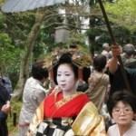 京都常照寺 吉野太夫花供養