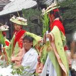 田植え祭  松尾大社の御田祭(おんださい)