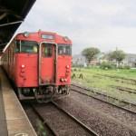 山陰線・長門市駅〜玉江駅、ローカル線に乗った