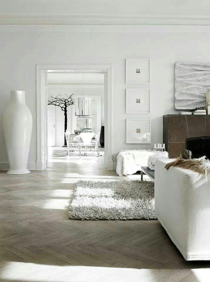 Dekorative Bodenvasen im modernen Wohndesign  Trendomatcom