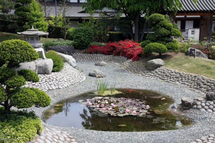 Die Japanischer Garten Bambus Brunnen Startseite Design Bilder