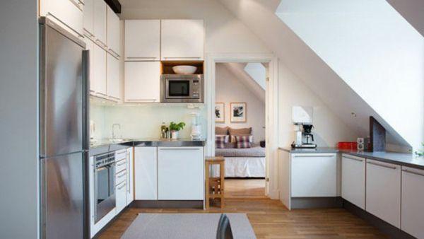 Küche Mit Dachschräge Ocacceptcom ...