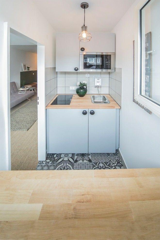 kleine kueche gestalten ideen f r die wohnraumgestaltung. Black Bedroom Furniture Sets. Home Design Ideas