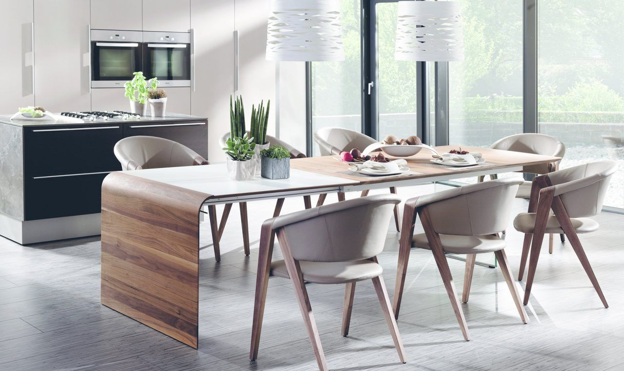 Moderne Holzmöbel Esszimmer – Inspiration design