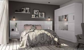 kleines schlafzimmer gestalten   smillas wohngefueh
