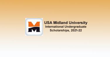 USA Midland University International Undergraduate Scholarships, 2021-22