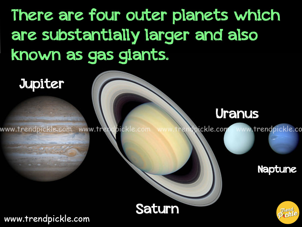 14 Interesting Facts About Our Solar System Planets