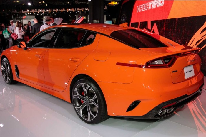 Kia Stinger 2021 Redesign