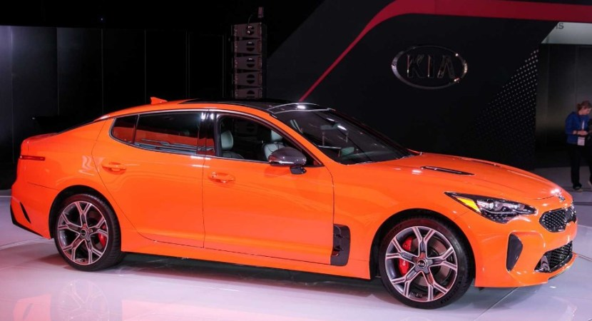 2021 New Kia Stinger Changes, Release Date - Cars Trend ...