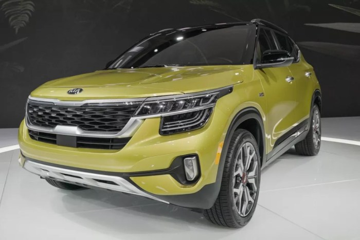 New Kia Seltos 2021 Redesign