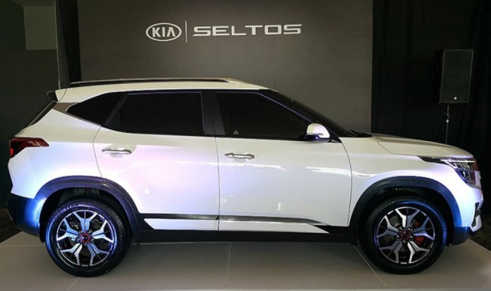2021 Kia Seltos US Model and Specs