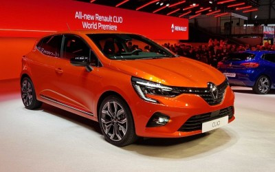 Renault Clio New Model 2020 Redesign