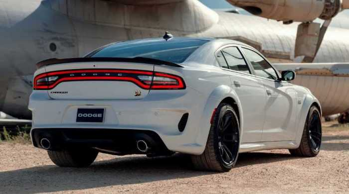 2023 Dodge Charger Colors