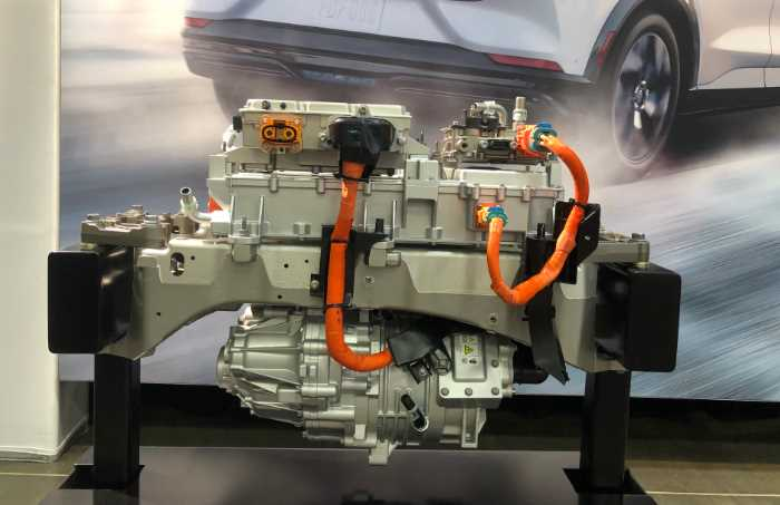 2023 Ford Mustang Mach-E Engine
