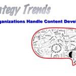 How Organizations Handle Content Development [VIDEO]