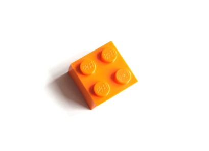 A Lego brick.