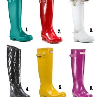 What's Trending: Hunter Boots