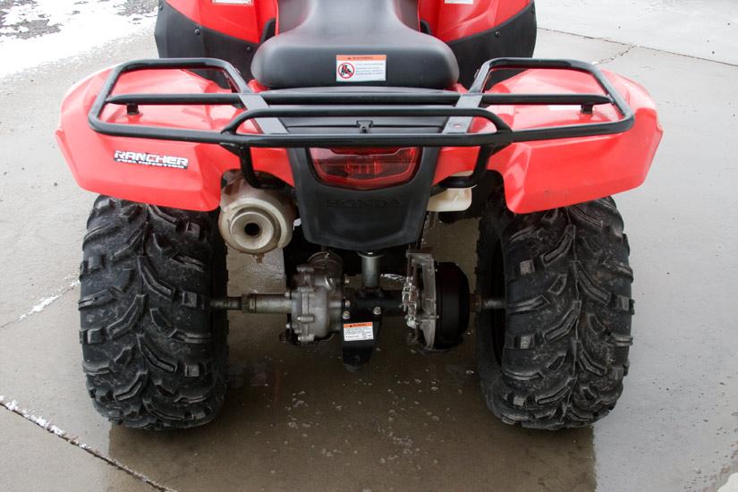 2007 Honda Rancher Trx420fm7 Trendsetters Powersports