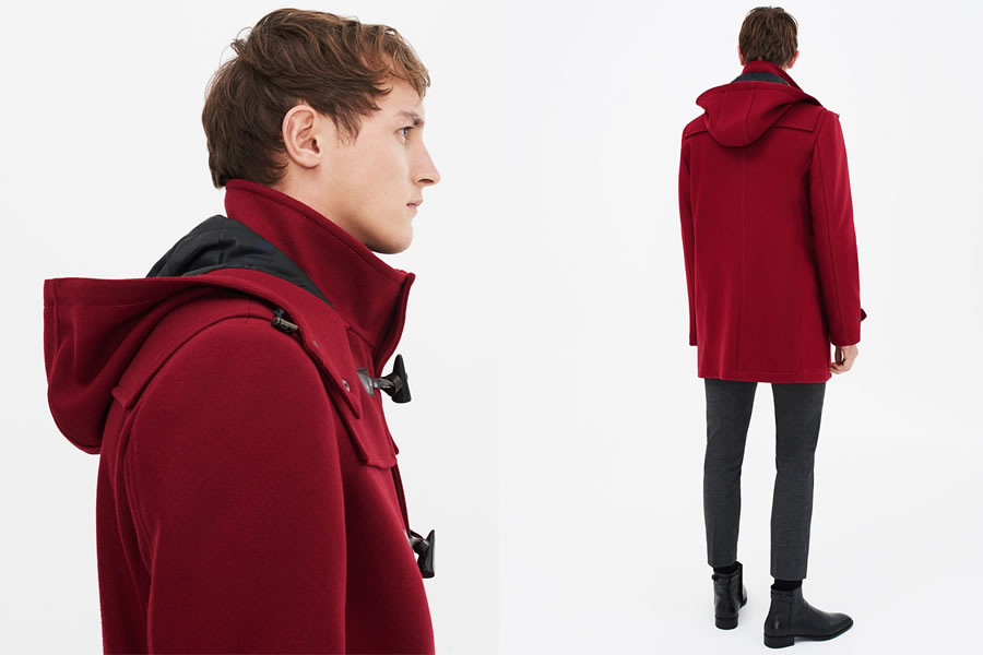 Zara 2015 冬季男裝外套系列Lookbook - TRENDSFOLIO