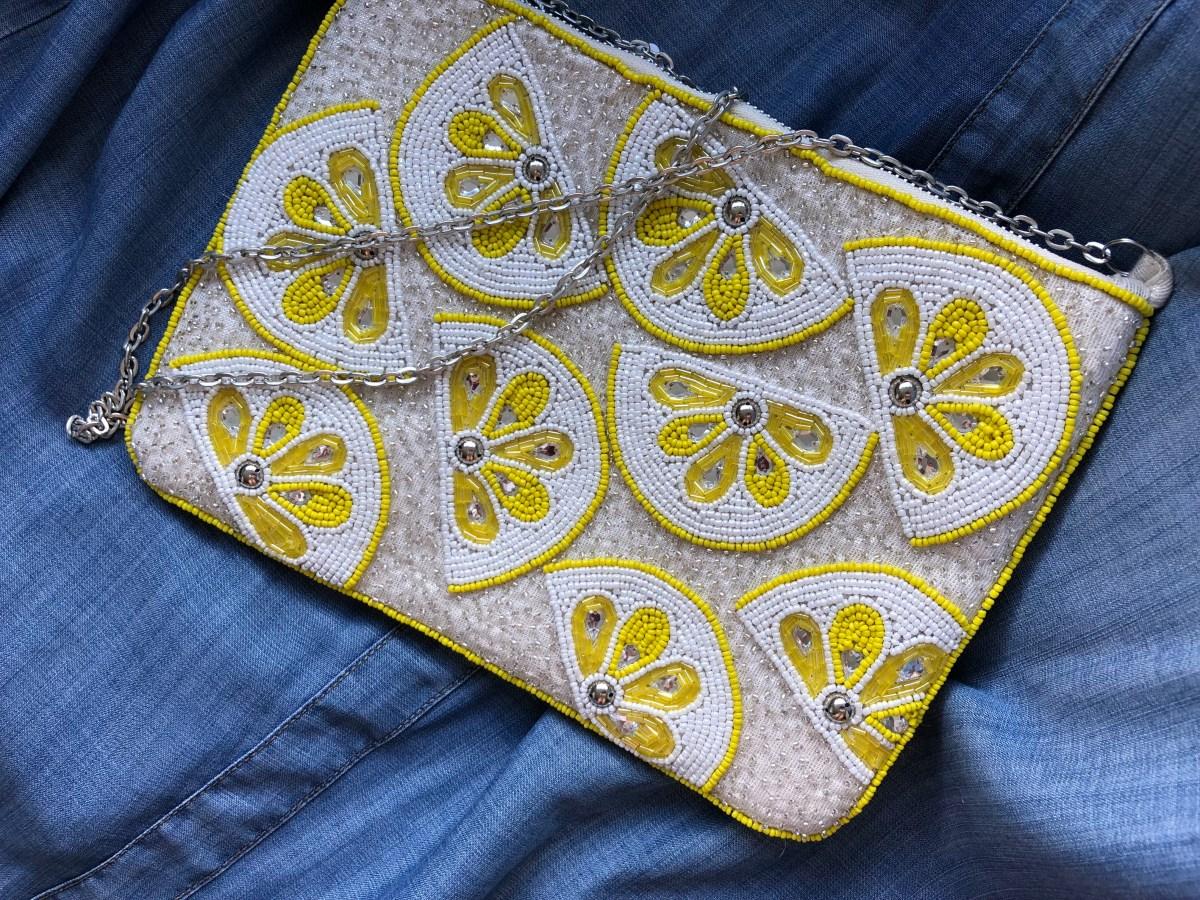Pochette Citron