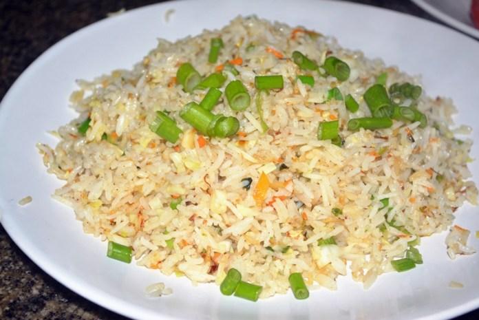 Rice-dish