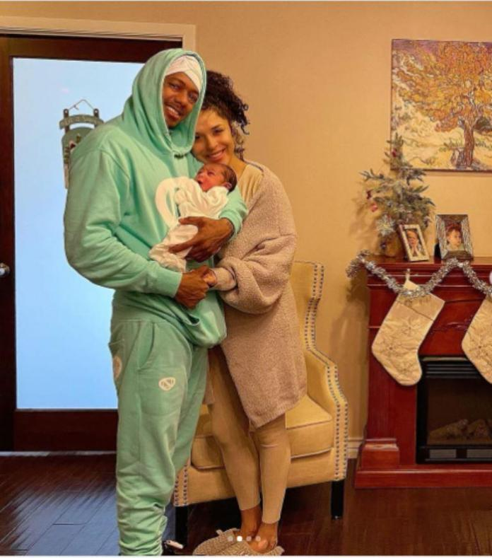 Nick-Cannon-and-Brittany-Bell-Welcomes-Newborn-babyNew-Year-Surprise