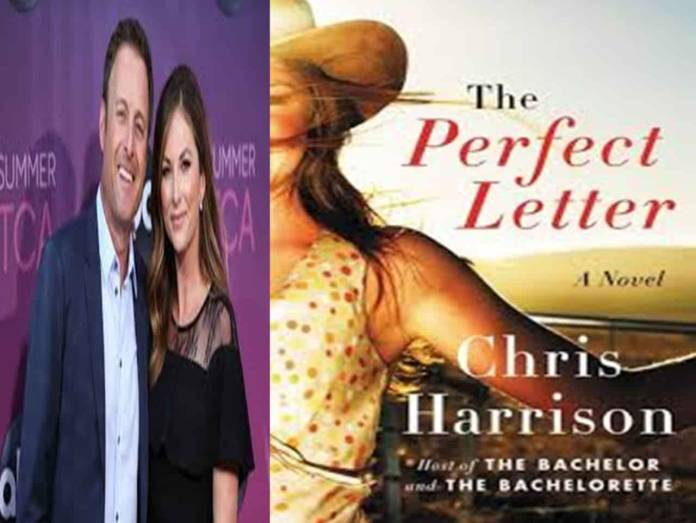 """Chris Harrison Book """"The Perfect Letter"""""""