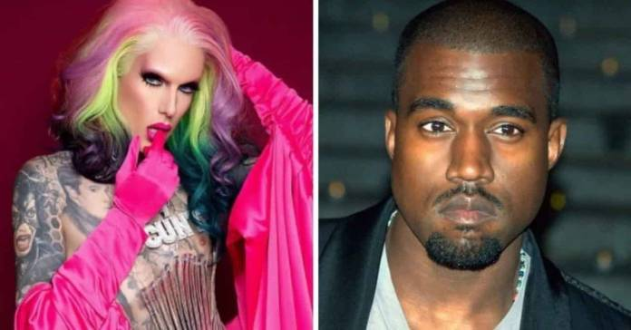 Jeffree Star and Kanye West Leaked