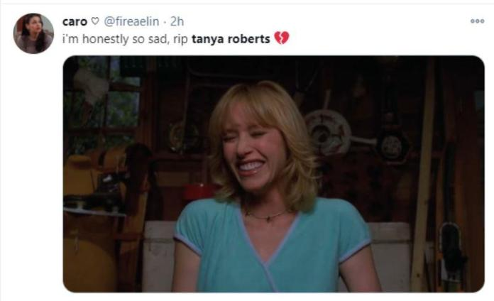 Tanya Roberts has Died at age 65