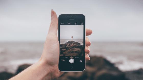 Mobile photo editing