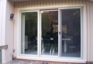 3 Panel Sliding Glass Patio Doors