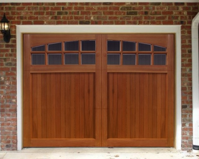 Wood Garage Doors - TrendSlidingDoors.com