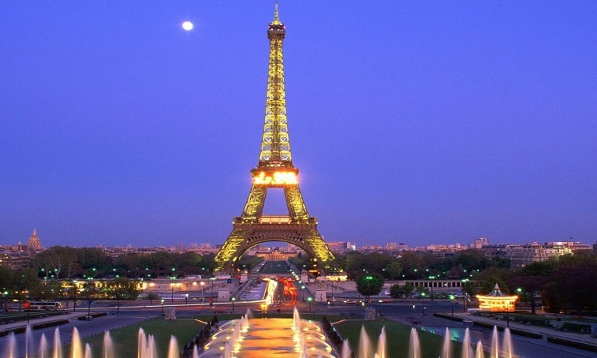 Paris most famous destinations