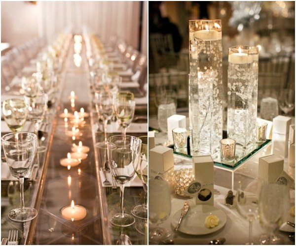 Best wedding decoration photos and trends for 2018 wedding decoration 2018 with candles junglespirit Image collections