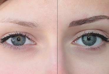 remove eyebrows at home