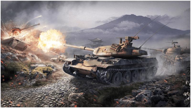 Best Tank Games