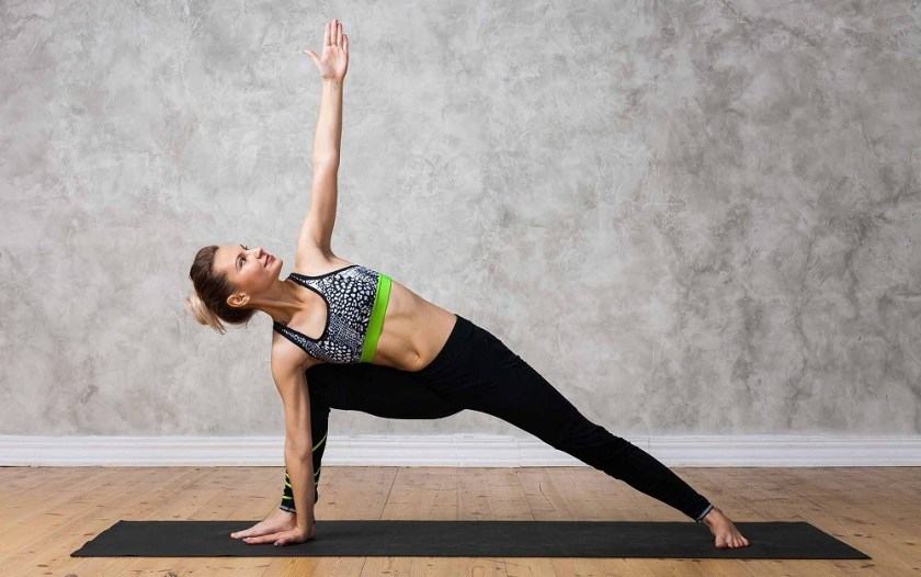 Yoga improve endurance