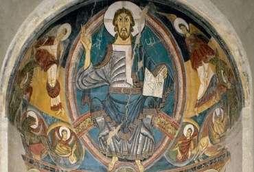 driving forces behind Romanesque culture