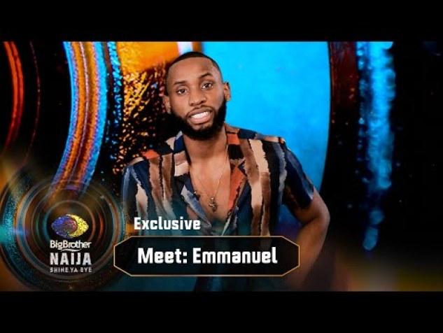 BBNaija Emmanuel