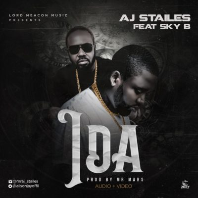 AJ Stailes Ida Mp3 & Mp4 Music Download