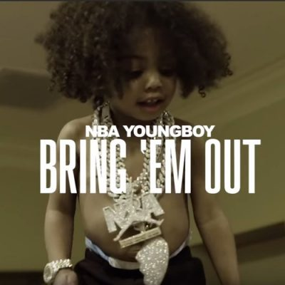 NBA YoungBoy Bring 'Em Out Mp3 Download