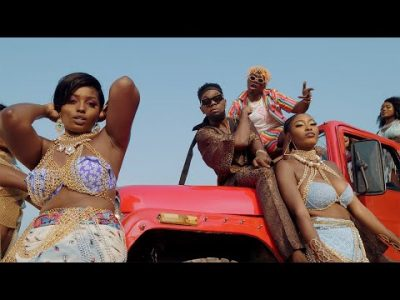 Download Rayvanny Tetema Remix II Mp4 Music Video Stream feat Patoranking, Zlatan & Diamond Platnumz
