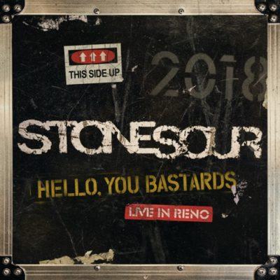 Stone Sour Hello You Bastards: Live in Reno Full Album Zip Download Complete Tracklist Stream