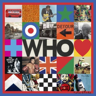 The Who WHO Deluxe Full Album Zip Download Complete Tracklist Stream