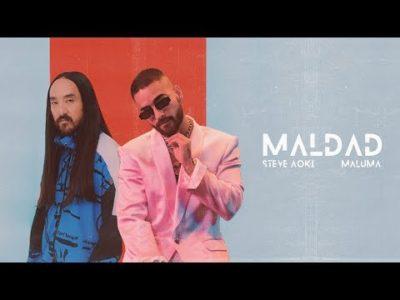 Stream Steve Aoki & Maluma Maldad Music Video Mp4 Download