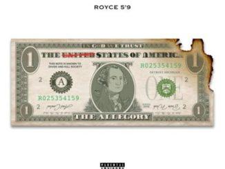 """Stream Royce da 5'9"""" The Allegory Full Album Download Complete Tracklist"""