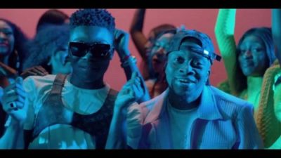 Oxlade Craze Music Video Download