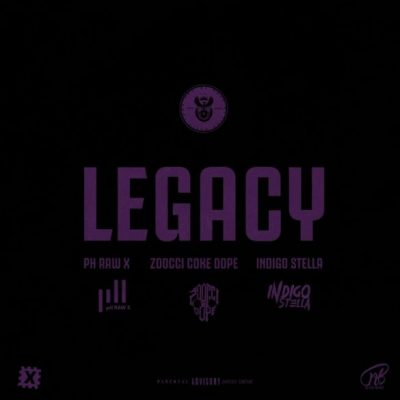 pH Raw X Legacy Music Mp3 Download feat Indigo Stella & Zoocci Coke Dope