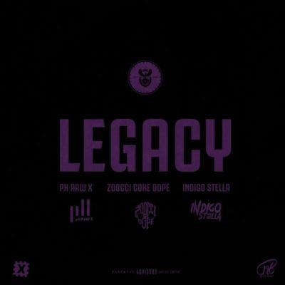 pH Raw X Legacy Music Mp3 Download feat Indigo Stella & Zoocci Coke Dope