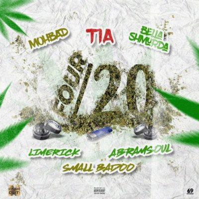 TIA 420 Music Mp3 Download Free Song feat Bella Shmurda, Limerick, Mohbad, Small Badoo & Abramsoul
